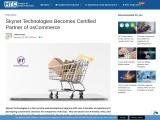 Skynet Technologies Becomes Certified Partner of osCommerce