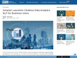 Smarten Launches Clickless Data Analytics NLP for Business Users