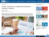 Subex Launches an Augmented Business Analytics Platform