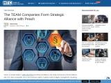 The TEAM Companies Form Strategic Alliance with Peach