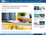 Y Meadows Launches New AI Customer Service Automation Solution