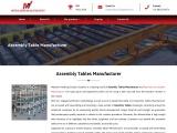 Best Assembly Tables Manufacturer