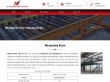 Best Mezzanine Floor Manufacturers