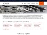 Matta Drawing Works Flat Bright Bar Manufacturer