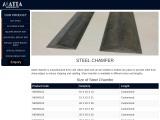 Matta Drawing Works Steel Chamfer Manufacturer