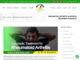 Rheumatoid Arthritis Ayurveda Treatment in Kerala
