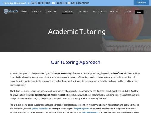 Best online tutoring           Duarte
