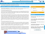 Europe Medical Imaging Market : Industry Analysis and Market Forecast (2019-2026)
