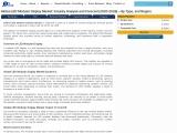 Global LED Modular Display Market