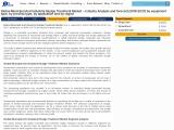 Global Municipal And Industrial Sludge Treatment Market