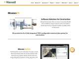 Tunnelling process control | Maxwellgeosystems