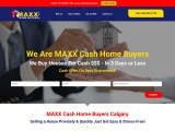 Alberta Home Buyers | Sell your House in Alberta | Maxx Cash Home Buyers