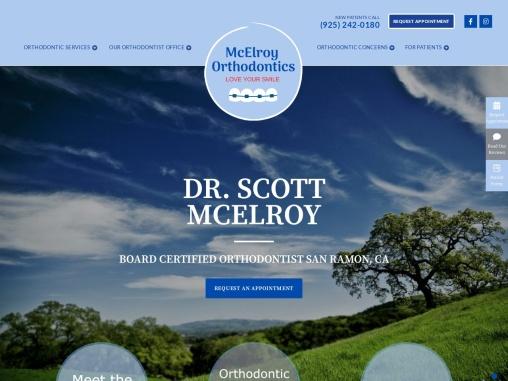 McElroy Orthodontics: Scott McElroy, DDS