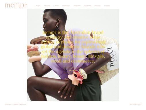 MCMPR | Sydney's Leading Fashion, Beauty and Lifestyle Public Relations Agency