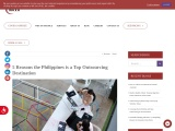 5 Reasons the Philippines is a Top Outsourcing Destination | MCVO Talent Outsourcing Services