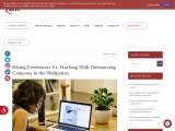 Hiring Freelancers Vs. Working With Outsourcing Company in the Philippines | MCVO Talent Outsourcing