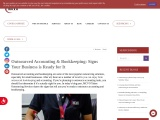 Outsourced Accounting & Bookkeeping: Signs Your Business is Ready for It | MCVO Talent Outsourcing