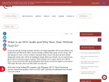 What is an SEO Audit and Why Does Your Website Need It? | MCVO Talent Outsourcing Services
