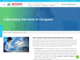 Laboratory Services in Gurgaon   MDRC India