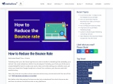 Top 5 Ways to Reduce Website Bounce Rate