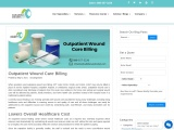 Outpatient wound care billing | Wound Care