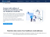 Qualified Healthcare Leads | Healthcare Contacts | USA