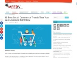 10 Best Social Commerce Trends That You Can Leverage Right Now