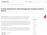 Su Moon Entertainment Los Angeles Talent Management Company