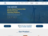 Factory data monitoring and reporting solutions in Lucknow