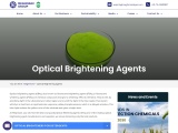 OPTICAL BRIGHTENERS FOR DETERGENTS