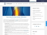 How to Keep Your Spine Healthy | Dr Mehta Spine Spinal Surgeon UK