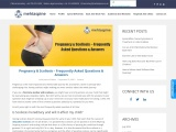 Pregnancy & Scoliosis – Frequently Asked Questions & Answers