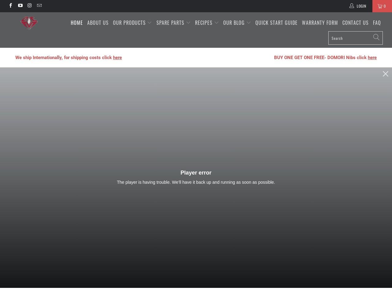 Premier Chocolate Refiners online