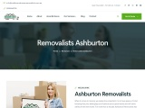 Ashburton Movers   Melbourne House Removalists