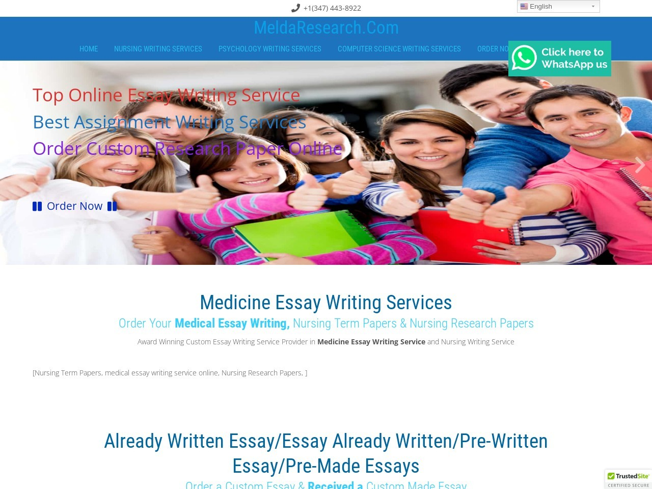 Article Critique Services