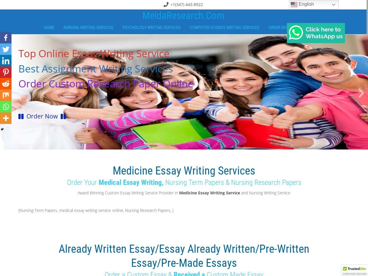 Case Study Writing Service UK