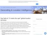 Geocode For Address : GeoCoder solutions convert addresses into geocodes