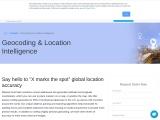 Best Free Geocoding API : Melissa