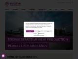 Evonik Industries – Innovation leader in membrane-based separation technologies – Evonik Industries
