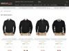Mens Black Sweaters