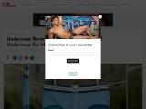 Underwear Review: Bluebuck Sky Blue Brief Underwear For Men