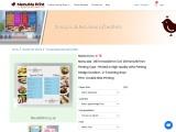 Encapsulated Menus  Encapsulated Print Services  MenuMa Print