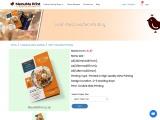 Half-Fold Leaflet Printing  Fold Leaflets & Flyers in UK
