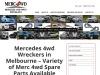 Quality Mercedes Benz Parts – Merc4wd
