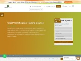 All You Need to know about CISSP Certification Training