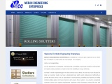 Rolling Shutter Manufacturers in Chennai | Merlin Engineering
