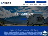 RV and Trailer Repair Services in Lakewood