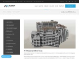 Architectural BIM Services | Architectural 3D Modeling