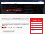Light Duty Storage Rack Manufacturers