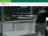 __ Miami  Movers  for  Less __